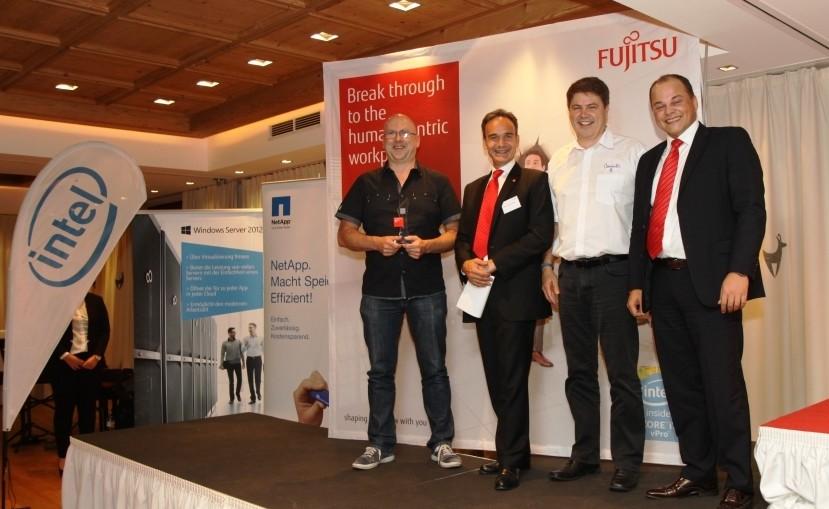 Fujitsu Zertifizierungschampion